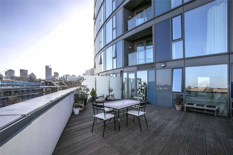 2 Bedrooms Apartment Flat for sale in Newgate, Croydon, London