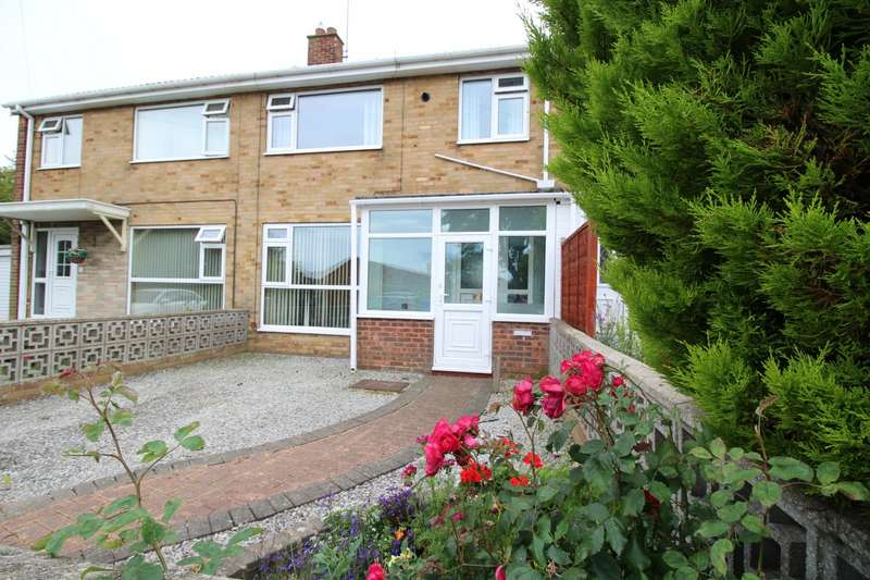 3 Bedrooms House for sale in Ryecroft Drive, Withernsea, East Yorkshire, HU19