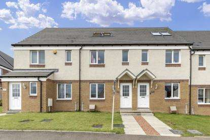 3 Bedrooms Terraced House for sale in Lochmaben Crescent, Cambuslang, Glasgow, South Lanarkshire