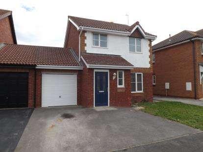 3 Bedrooms Link Detached House for sale in Llys Mymbyr, Prestatyn, Denbighshire, North Wales, LL19