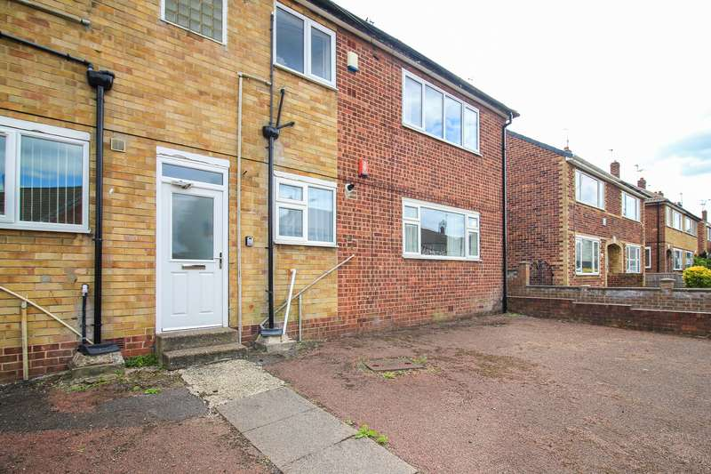 2 Bedrooms Flat for sale in Winchester House, Winchester Way, Doncaster