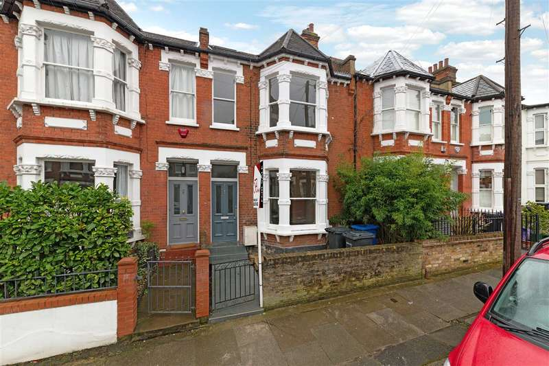 4 Bedrooms Terraced House for sale in Waldemar Road, Wimbledon