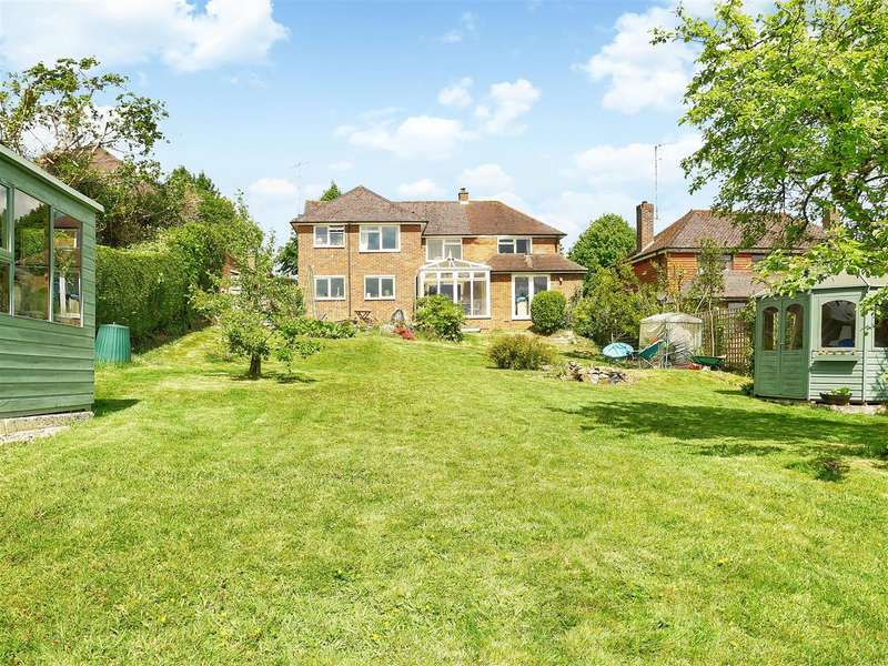 4 Bedrooms Detached House for sale in Torton Hill Road, Arundel