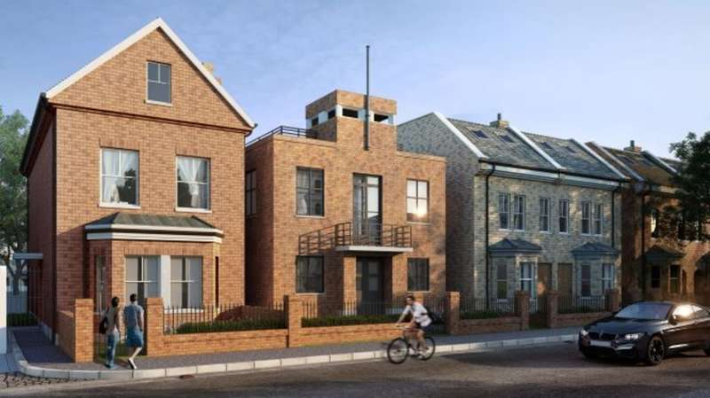 3 Bedrooms Flat for sale in Kingsborough, Kingston upon Thames