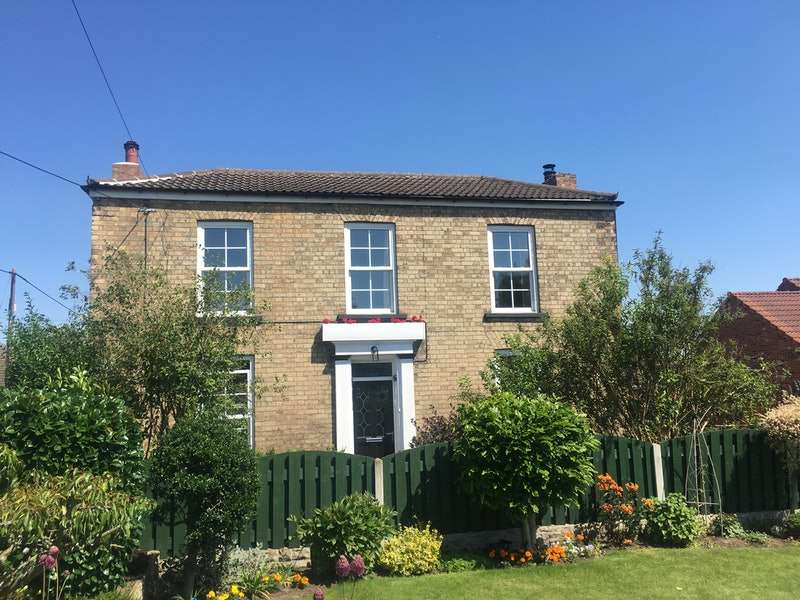 5 Bedrooms Detached House for sale in The Nooking, Haxey, Doncaster, Lincolnshire, DN9