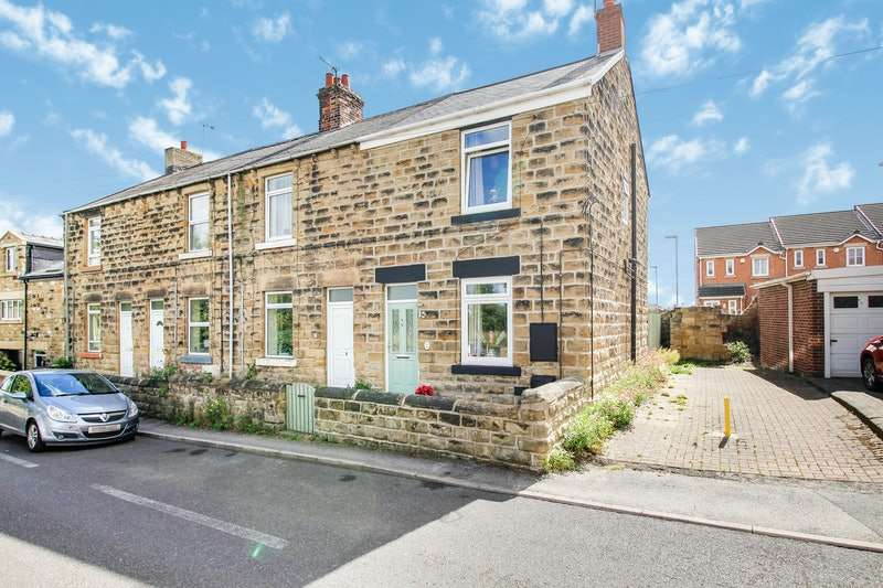 2 Bedrooms Terraced House for sale in School Street, Great Houghton, Barnsley, South Yorkshire, S72