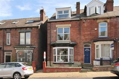 4 Bedrooms House for rent in Ranby Road, Sheffield, S11 7AJ