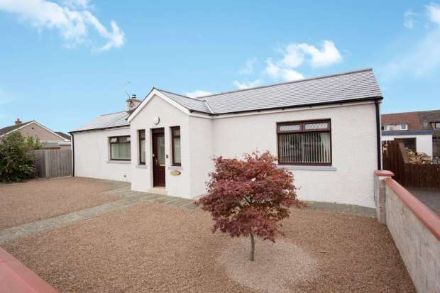 3 Bedrooms Detached Bungalow for sale in Stynie Road, Fochabers, Inverness-Shire, IV32 7JJ