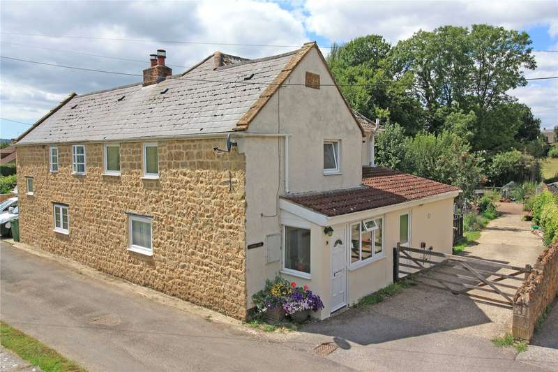 3 Bedrooms Semi Detached House for sale in School Lane, Seavington, Ilminster, Somerset, TA19