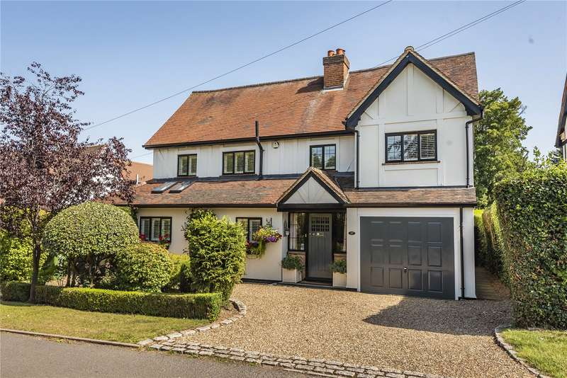 4 Bedrooms Detached House for sale in Hill Rise, Chalfont St. Peter, Gerrards Cross, Buckinghamshire, SL9