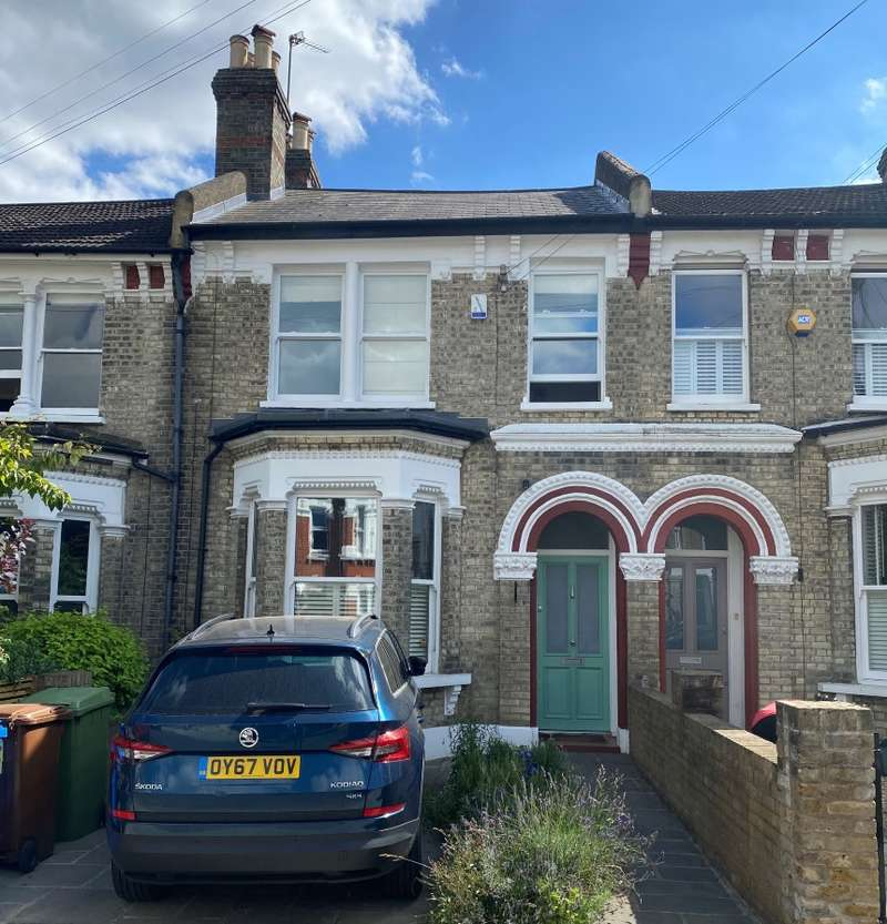 5 Bedrooms Terraced House for sale in Piermont Road, East Dulwich, London, SE22 0LN