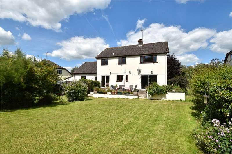 5 Bedrooms Detached House for sale in Pynes Close, Cheriton Fitzpaine, Crediton, Devon, EX17