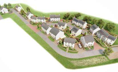 Semi Detached House for sale in Tintagel, Cornwall