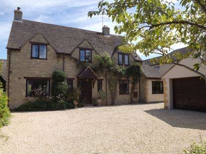 5 Bedrooms Detached House for sale in Gable House, Lea, Malmesbury, Wiltshire