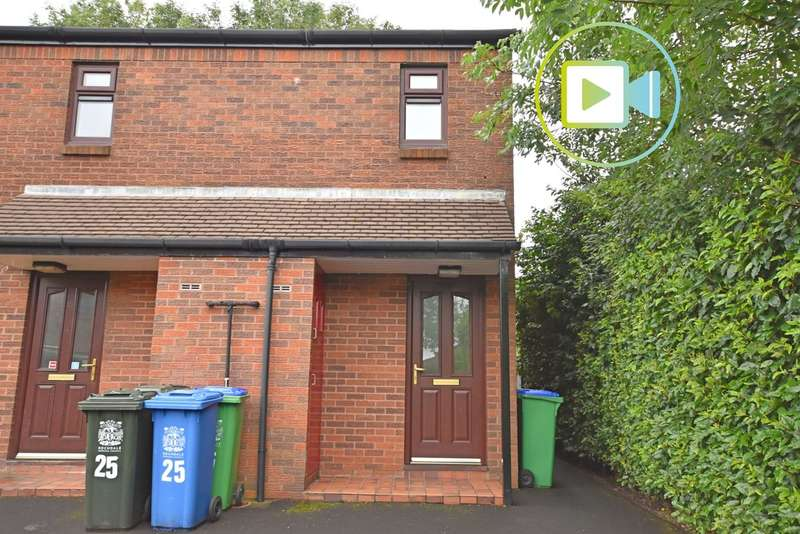 3 Bedrooms Maisonette Flat for rent in Arcon Close, Milnrow