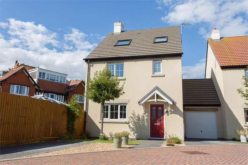 5 Bedrooms Link Detached House for sale in 8 Golf Links Mews, BURNHAM-ON-SEA, Somerset