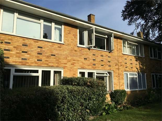 2 Bedrooms Flat for sale in Tayles Hill, Ewell Village