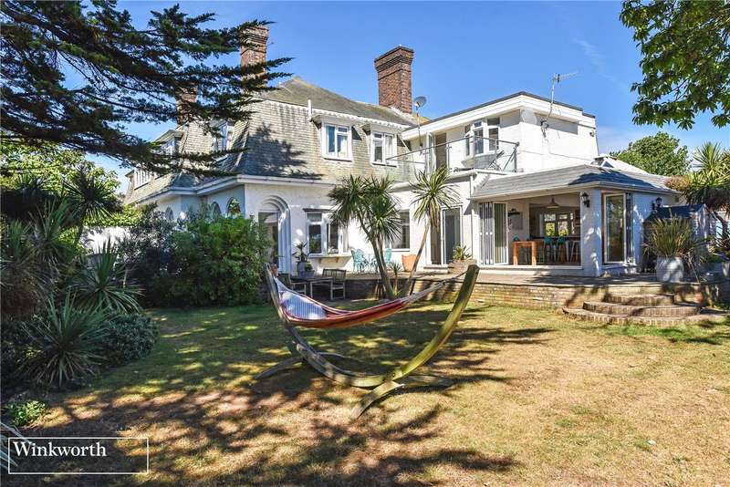 4 Bedrooms Semi Detached House for sale in Herm Road, Ferring, Worthing, BN12