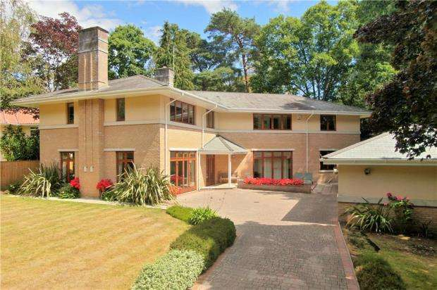 5 Bedrooms Detached House for sale in Branksome Park, Poole, Dorset, BH13