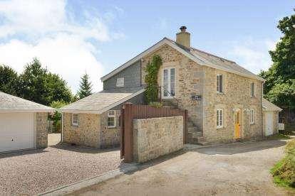 4 Bedrooms Detached House for sale in Liskeard, Cornwall, Uk
