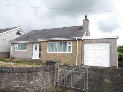 2 Bedrooms Bungalow for sale in Pengelli Wyn Estate, Caernarfon, Gwynedd, LL55