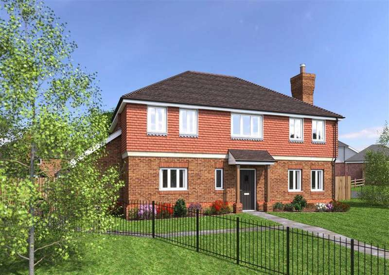 5 Bedrooms Detached House for sale in Tillingdown Park, Woldingham, Surrey