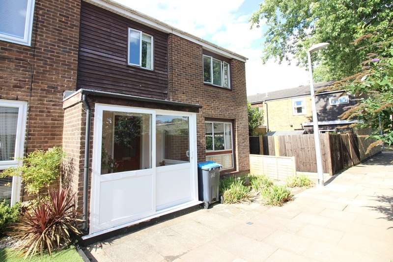 3 Bedrooms End Of Terrace House for sale in The Maples, Harlow, CM19