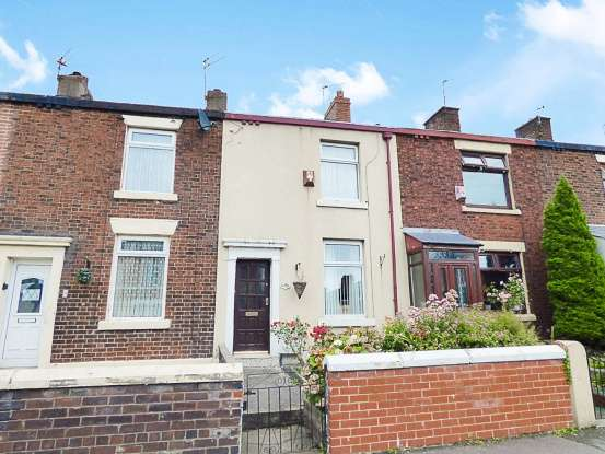 2 Bedrooms Terraced House for sale in Spring Lane, Blackburn, Lancashire, BB2 2TE