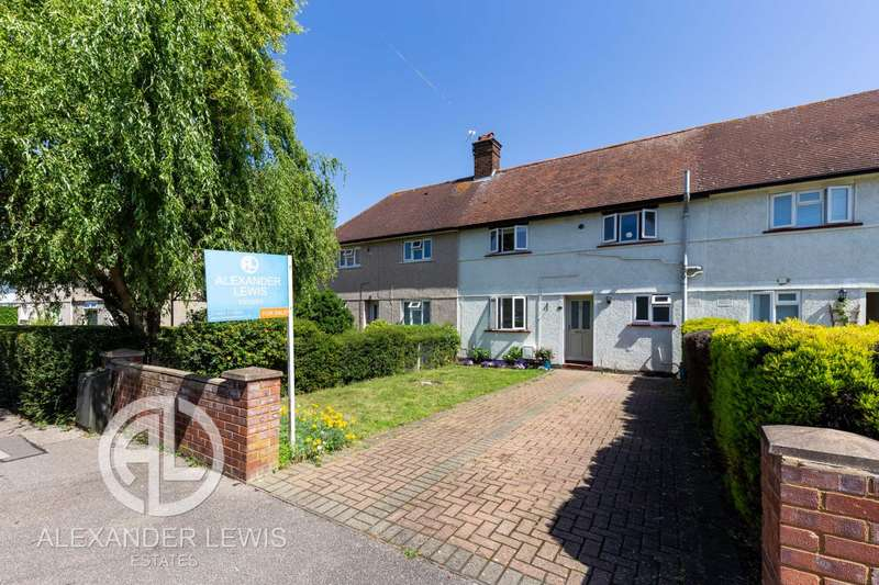 3 Bedrooms Terraced House for sale in Abbotts Road, Letchworth Garden City, SG6 4UR