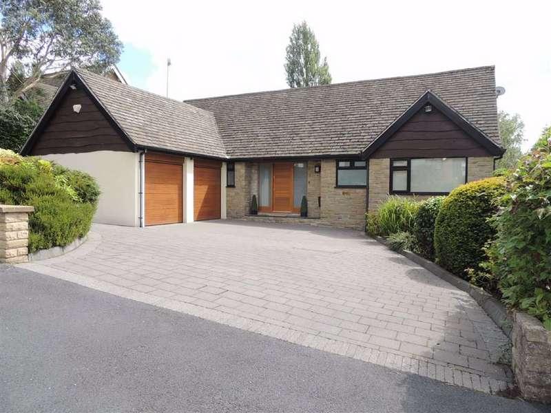 5 Bedrooms Detached House for sale in Fernwood, Marple Bridge, Stockport
