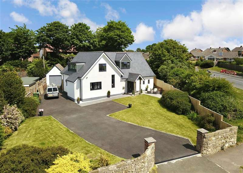 4 Bedrooms Detached Bungalow for sale in Baring Road, , Cowes, Isle of Wight