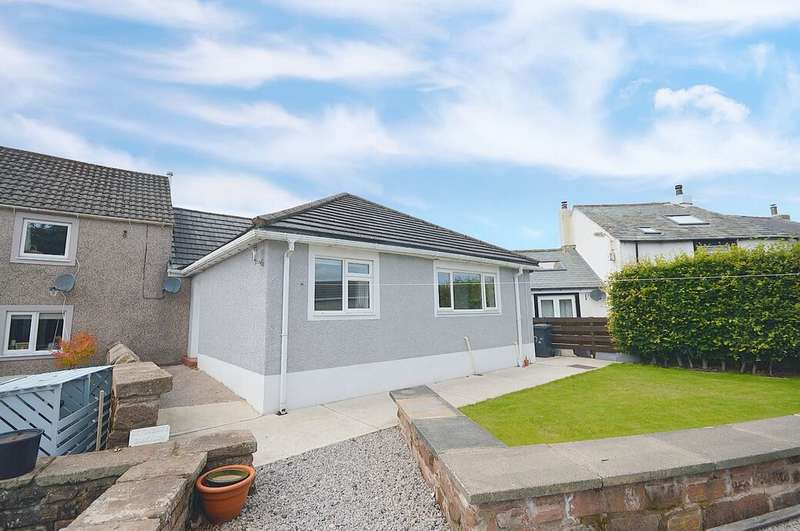 2 Bedrooms Bungalow for sale in Palmers Court, Cleator, Cumbria, CA23