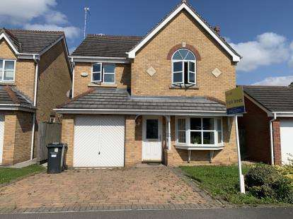 4 Bedrooms Detached House for sale in Riveraine Close, Sutton-In-Ashfield, Nottinghamshire
