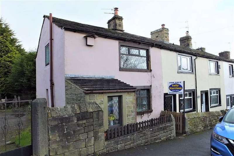 2 Bedrooms Cottage House for sale in Aspen Lane, Earby, Lancashire, BB18