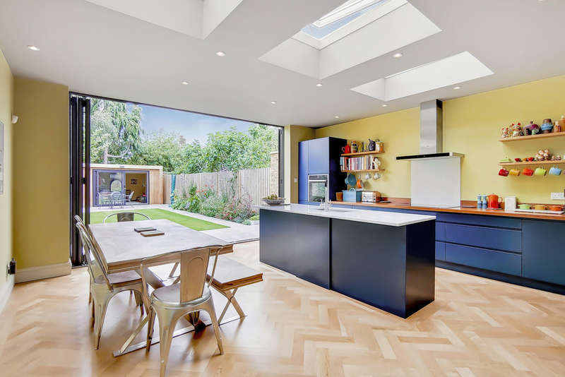 4 Bedrooms Terraced House for sale in Holland Road, Kensal Rise NW10