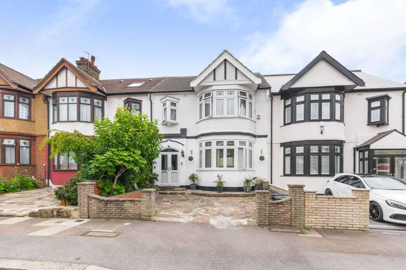 4 Bedrooms House for sale in Wanstead Lane, Ilford, IG1