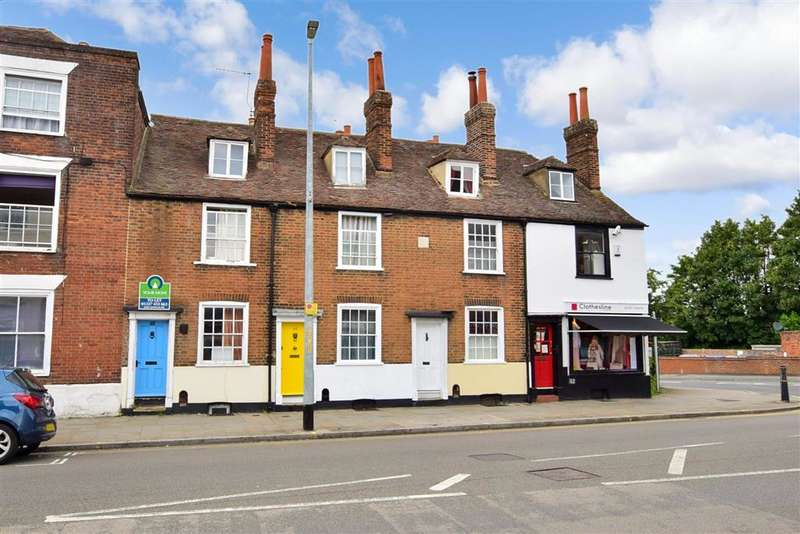 3 Bedrooms Terraced House for sale in Wincheap, , Canterbury, Kent
