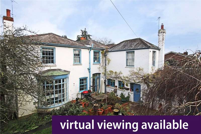 5 Bedrooms Semi Detached House for sale in Bridge Road, Chertsey, Surrey, KT16