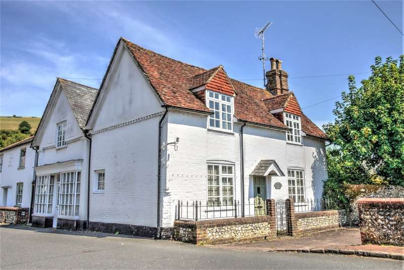 4 Bedrooms Detached House for sale in High Street, East Meon