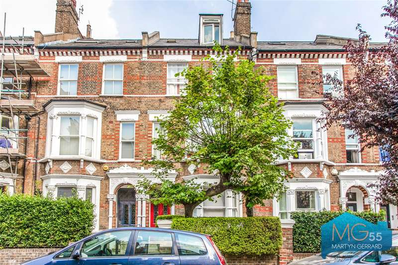 2 Bedrooms Apartment Flat for sale in Estelle Road, Gospel Oak, London, NW3