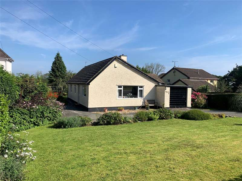 3 Bedrooms Detached Bungalow for sale in Pentraeth, Anglesey, LL75