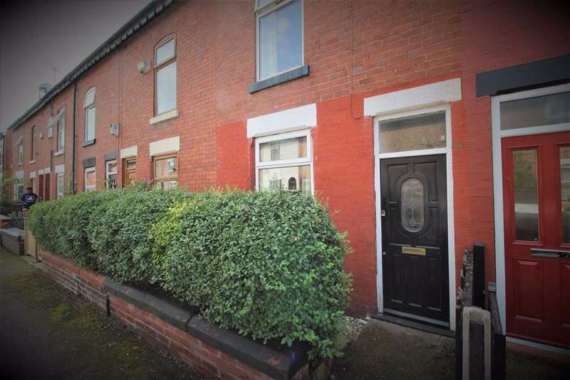 2 Bedrooms Terraced House for sale in Watts Street, Manchester