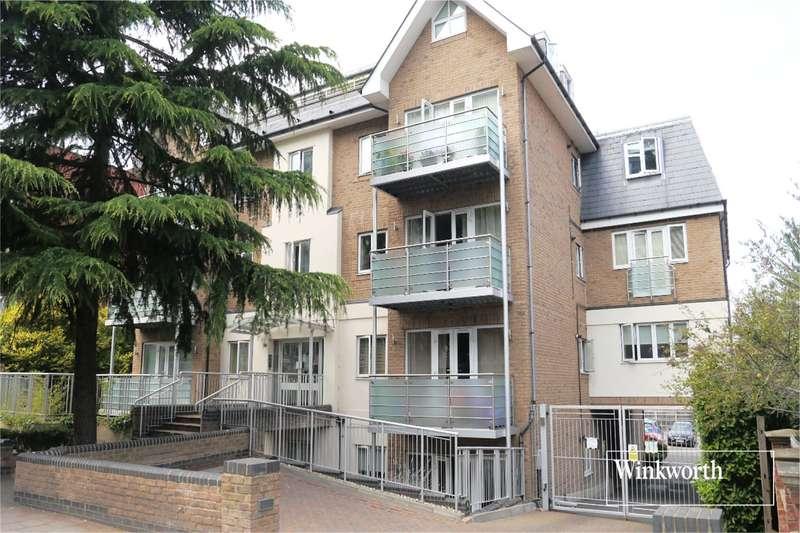 1 Bedroom Flat for sale in Harrington Court, 34 Station Road, New Barnet, EN5