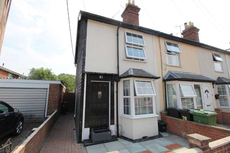 2 Bedrooms End Of Terrace House for sale in North Street, Southminster