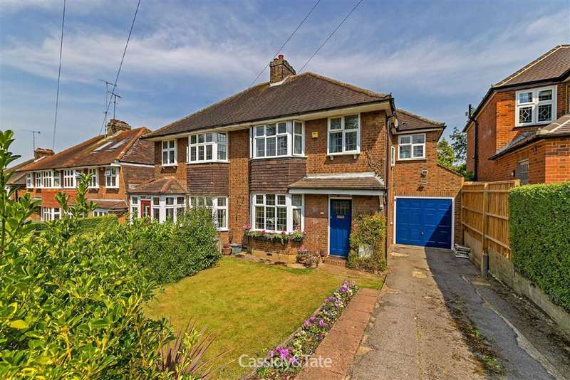 4 Bedrooms Property for sale in Becketts Avenue, St Albans, Herts - AL3 5RU