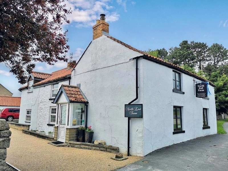 5 Bedrooms House for sale in Main Street, Seamer, Scarborough