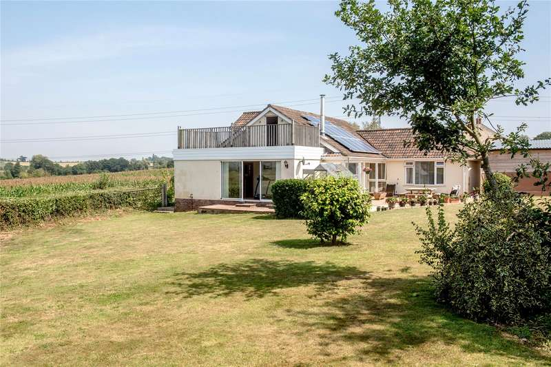 5 Bedrooms Detached Bungalow for sale in Enmore, Bridgwater, Somerset, TA5