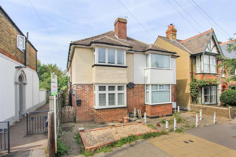 3 Bedrooms House for sale in Cromwell Road, Whitstable