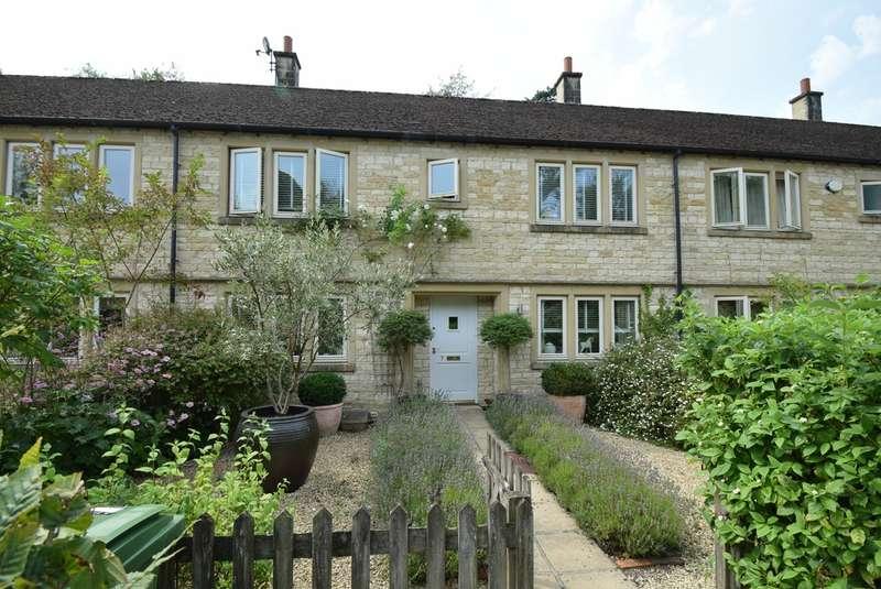 4 Bedrooms Terraced House for sale in Longfords Mill, Minchinhampton, Stroud, GL6