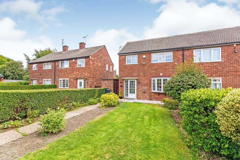 3 Bedrooms Semi Detached House for sale in Nicholas Lane, Goldthorpe, Rotherham, South Yorkshire, S63